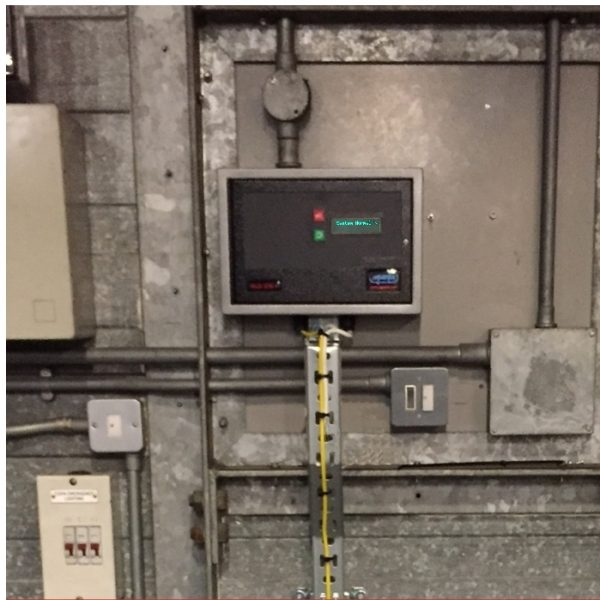 ALD126 Leak Detection Multi-zone panel